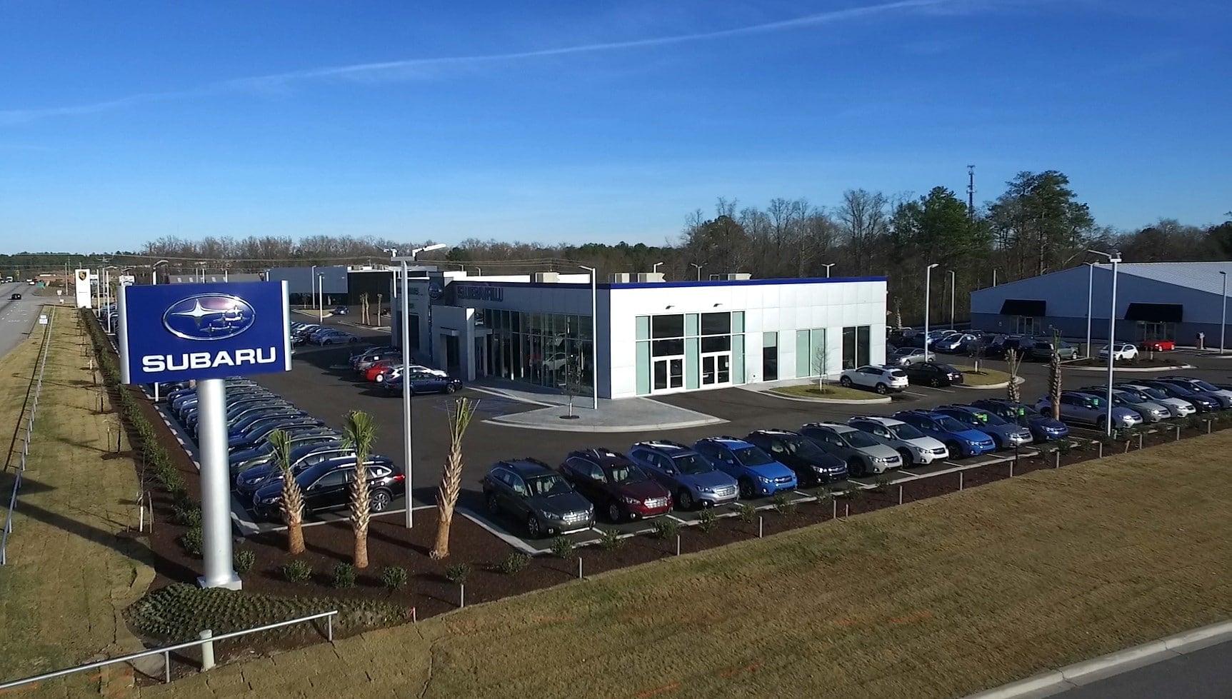 New Subaru Used Car Dealer In Columbia Sc Mcdaniels Subaru