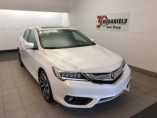 2016 Acura ILX 2.4L w/Premium & A-SPEC Packages (A8) Sedan