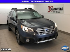 Used 2017 Subaru Outback 2.5i Limited with SUV 490339A in Columbia, SC