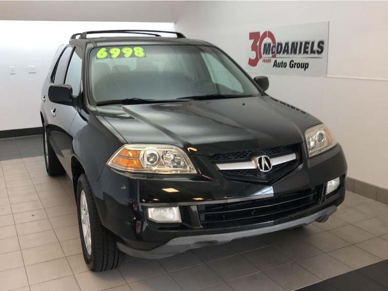 Used 2006 Acura MDX 3.5L w/Touring Package SUV Columbia