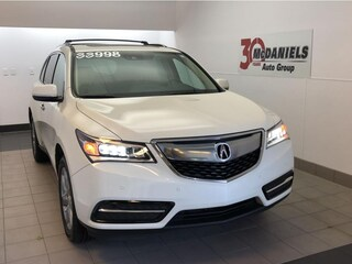 Used 2016 Acura MDX MDX with Advance Package SUV in Columbia, SC