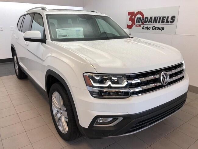 New 2019 Volkswagen Atlas 3.6L V6 SEL SUV for sale in Columbia, SC