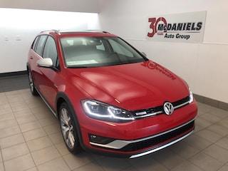 New 2019 Volkswagen Golf Alltrack SE Wagon in Columbia, SC
