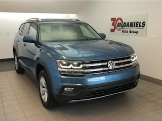 New 2019 Volkswagen Atlas 3.6L V6 SE SUV in Columbia, SC