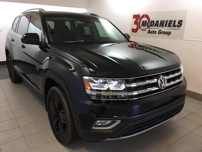 New 2018 Volkswagen Atlas 3.6L V6 SEL Premium SUV for sale in Columbia, SC