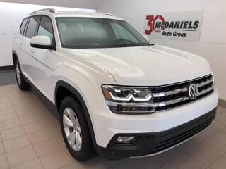 New 2019 Volkswagen Atlas 3.6L V6 SE w/Technology SUV in Columbia, SC