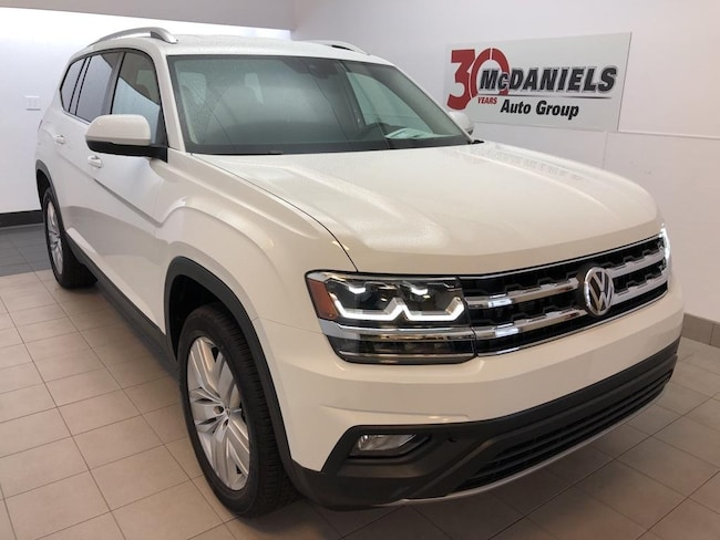 New 2019 Volkswagen Atlas 3.6L V6 SE w/Technology SUV for sale in Columbia, SC