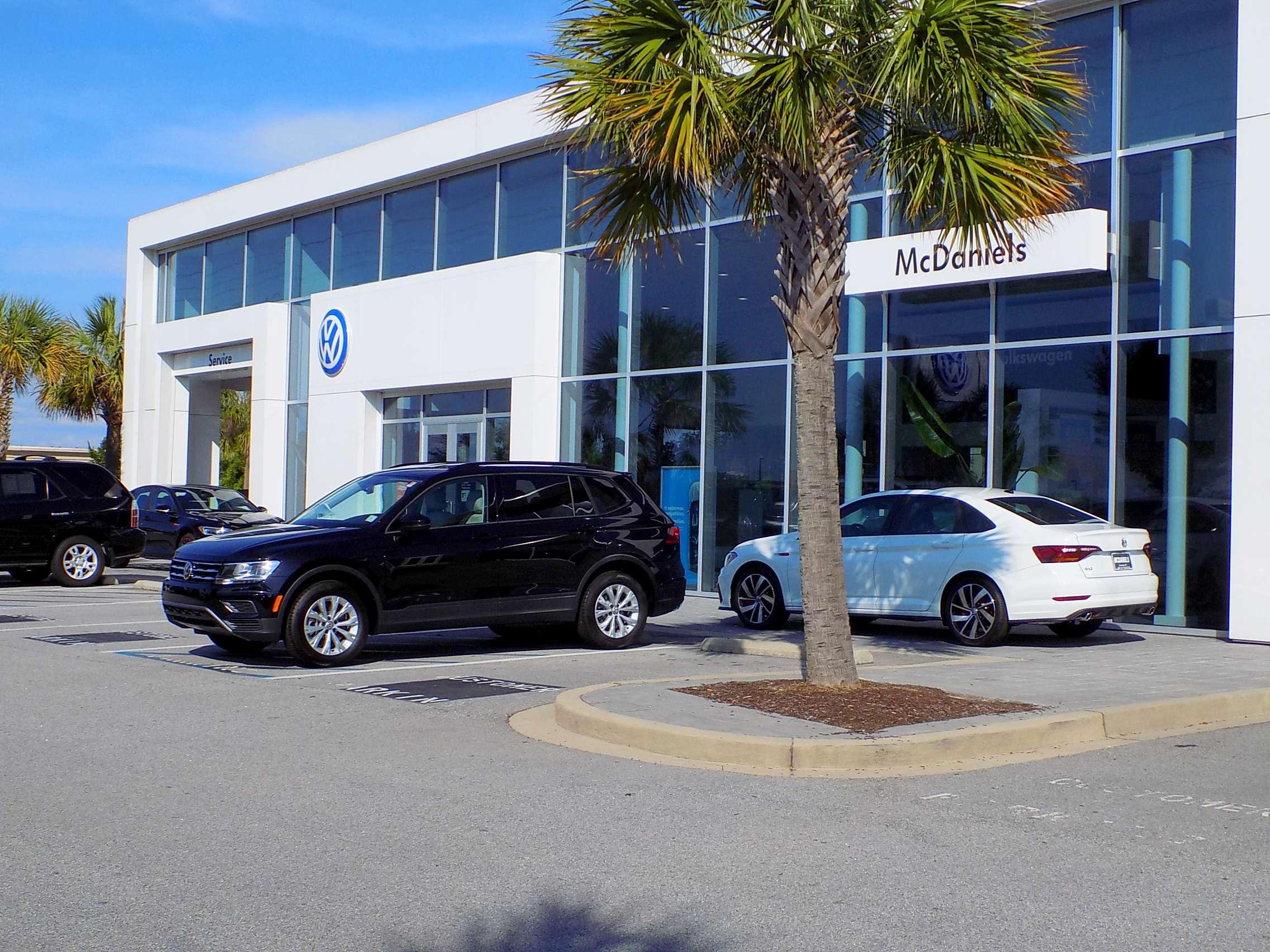 Volkswagen Dealership in Columbia, SC | McDaniels VW | New used VW cars