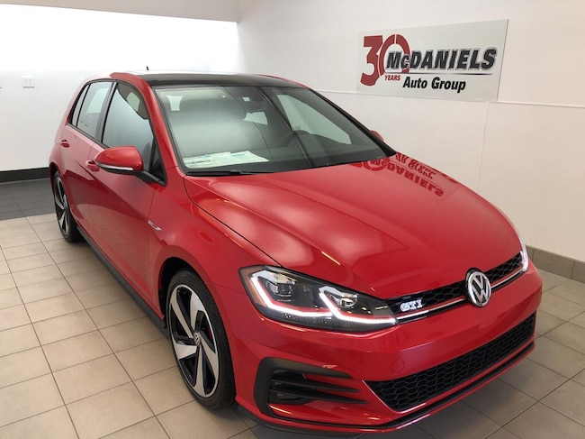New 2019 Volkswagen Golf GTI SE Hatchback for sale in Columbia, SC