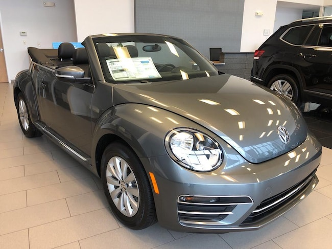 New 2019 Volkswagen Beetle S Convertible for sale in Columbia, SC