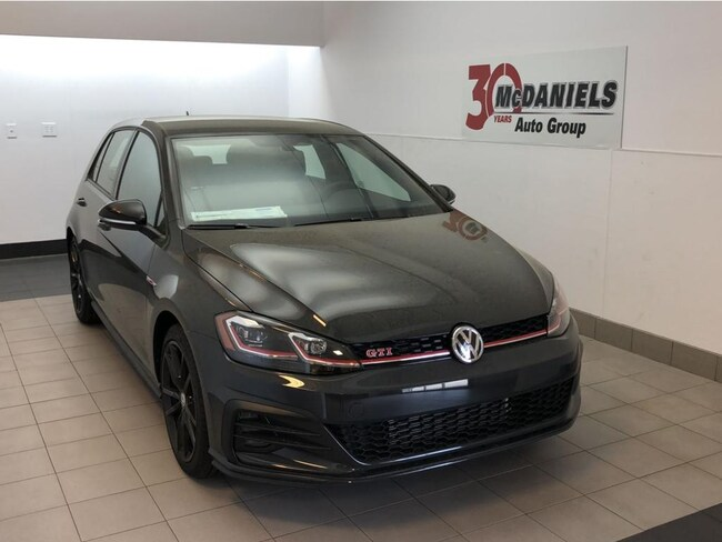 New 2019 Volkswagen Golf GTI Rabbit Edition Hatchback for sale in Columbia, SC