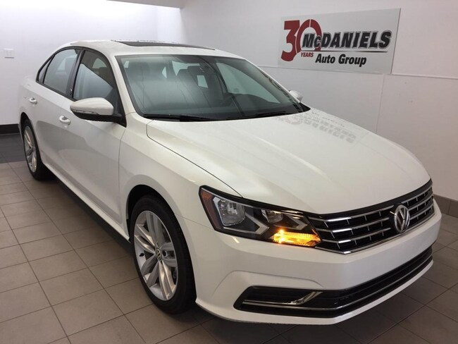 New 2019 Volkswagen Passat 2.0T Wolfsburg Edition Sedan for sale in Columbia, SC
