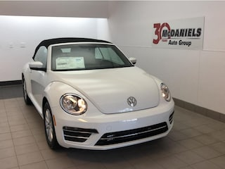 New 2019 Volkswagen Beetle S Convertible in Columbia, SC