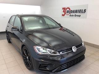 2019 Volkswagen Golf R 2.0T Hatchback