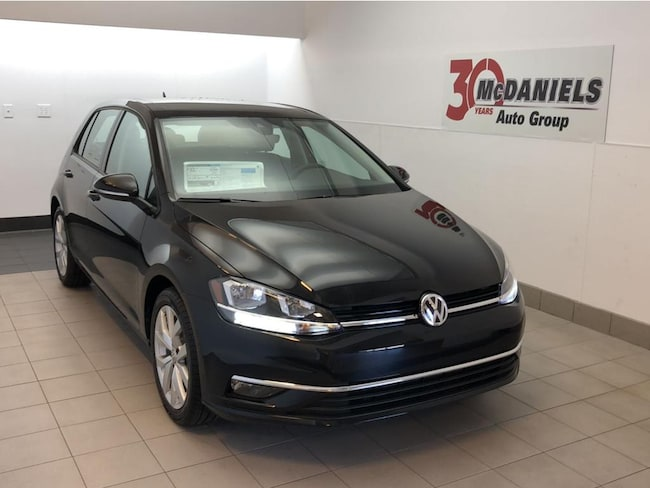 New 2019 Volkswagen Golf SE Hatchback for sale in Columbia, SC