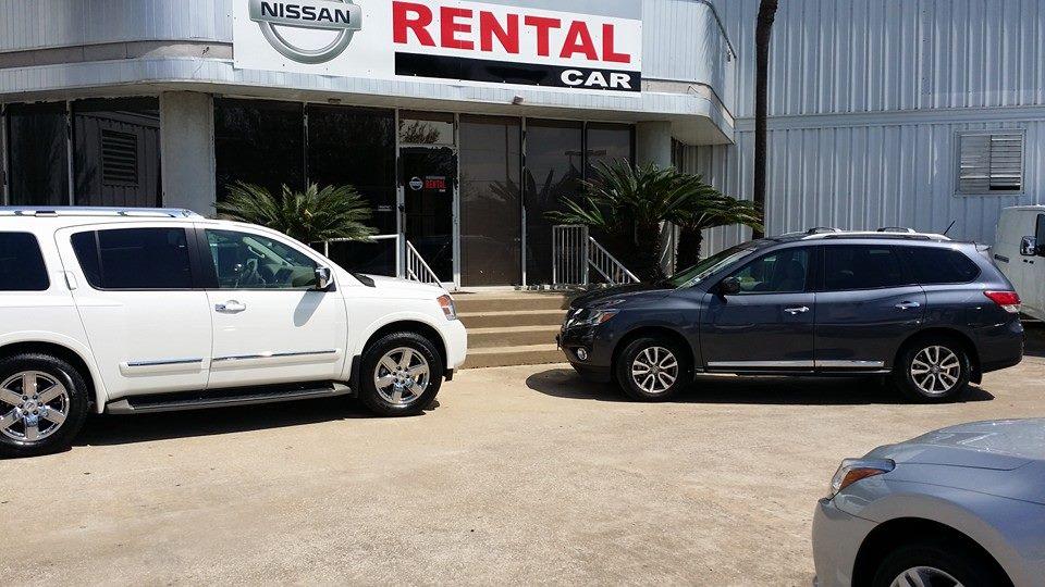 Rental Car Service | Houston, TX