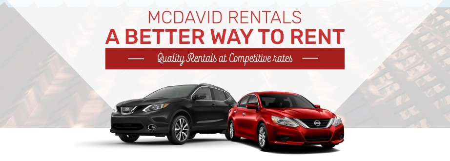 Nissan Rental Car Service | Houston, TX