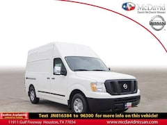 2018 Nissan NV Cargo NV3500 HD SV V8 Van High Roof Cargo Van
