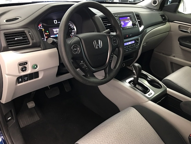 Used 2017 honda ridgeline rts for sale irving tx stock hb003290 for 2017 honda ridgeline rts interior