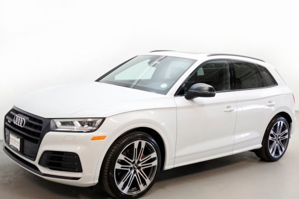New 2019 Audi SQ5 For Sale in Denver - Littleton CO