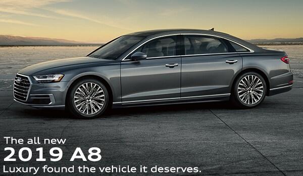 2019 Audi A8 | Audi Dealership in Littleton, CO | Audi Denver