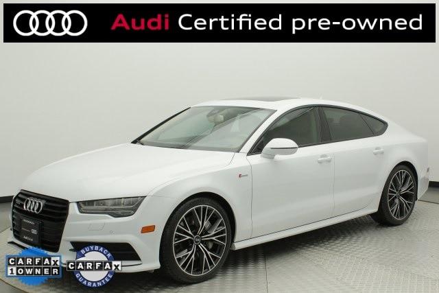 Certified Pre-Owned Audi Inventory | Denver-Area Audi Dealership