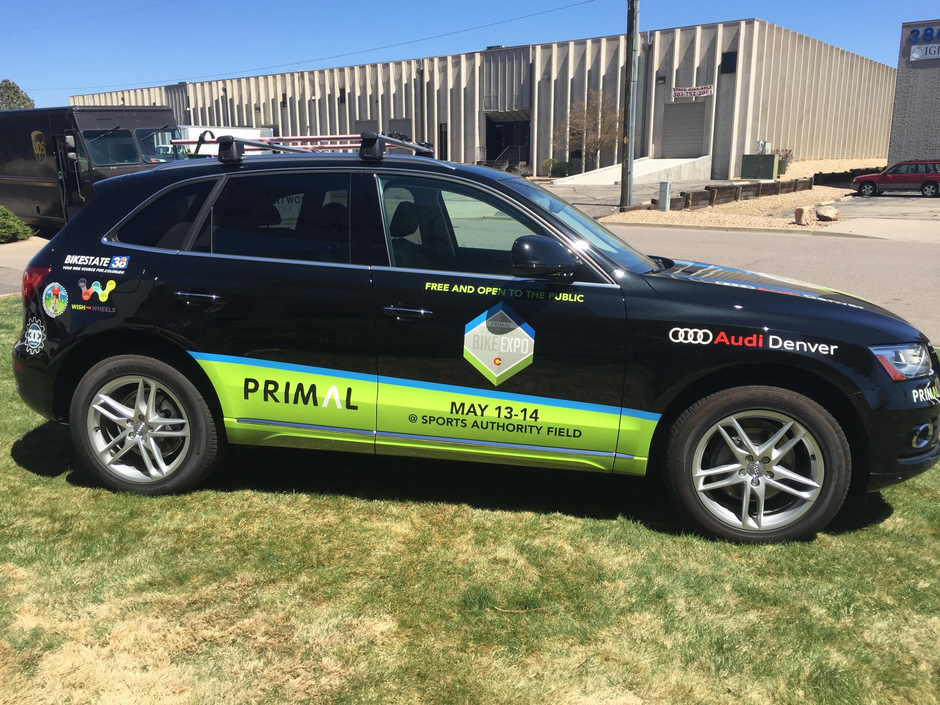 Audi Denver Sponsors The 2016 Primal Colorado Bike Expo Audi Denver