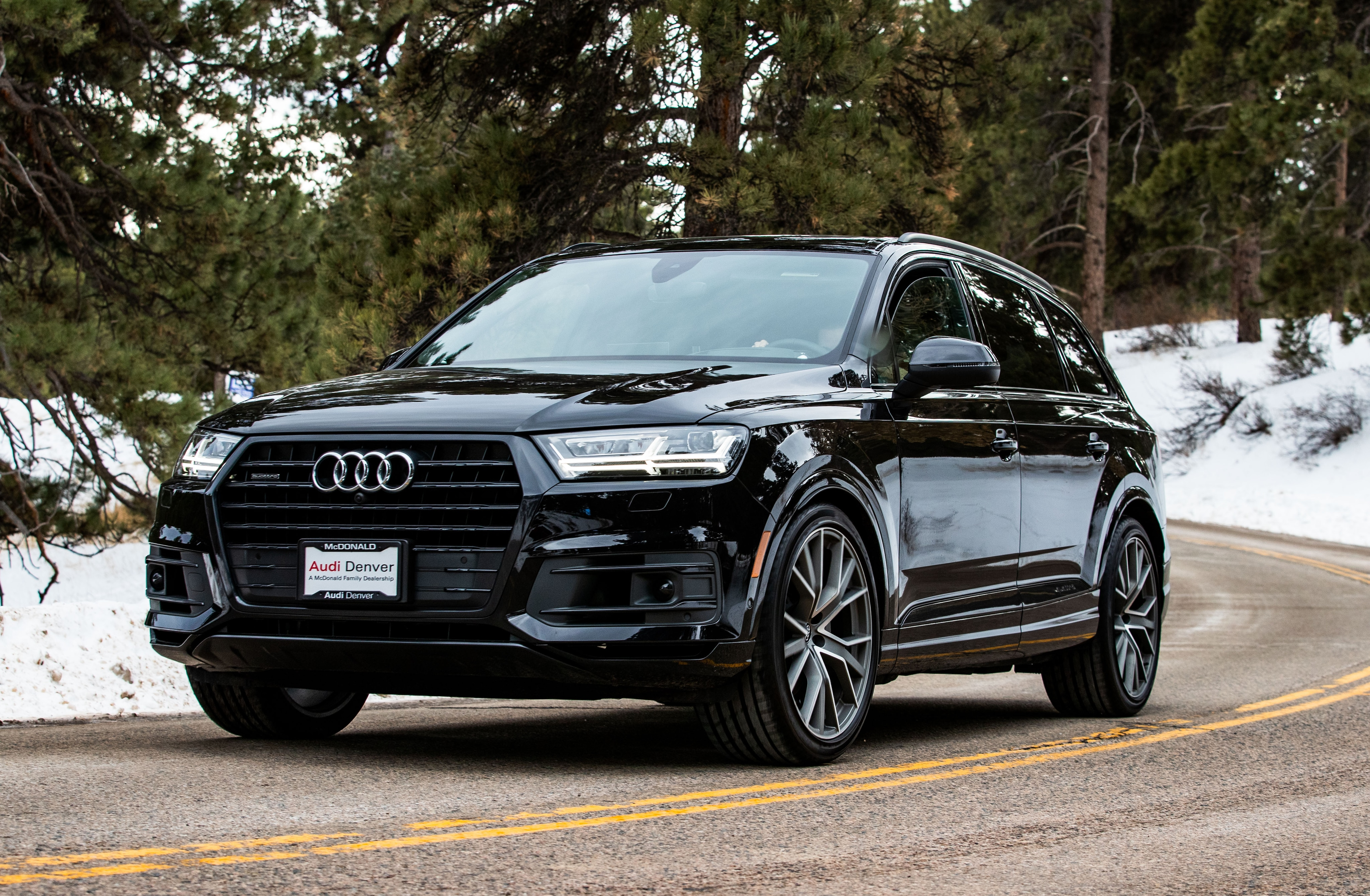 Your 2019 Audi Q7 Can Have A Built In Massage Chair Audi