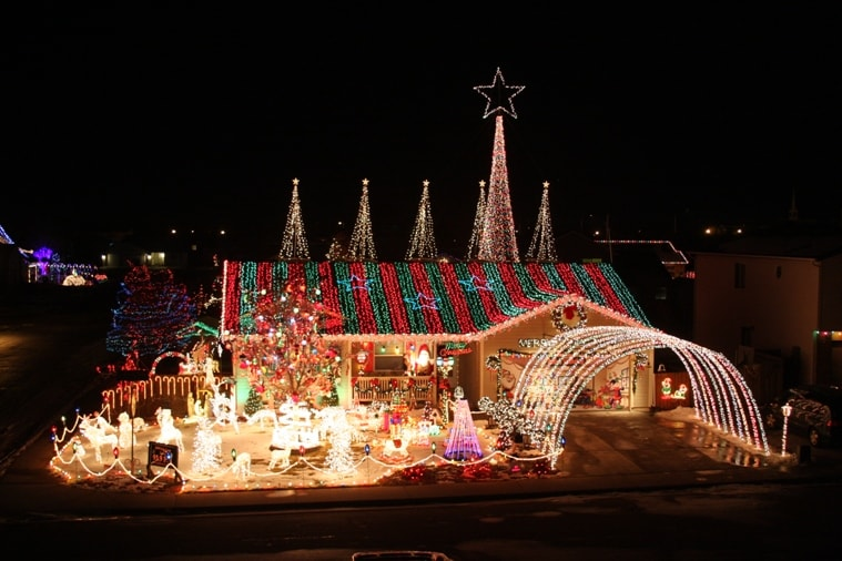 90s Christmas Lights.Best Colorado Drives To See The Holiday Lights Audi Denver