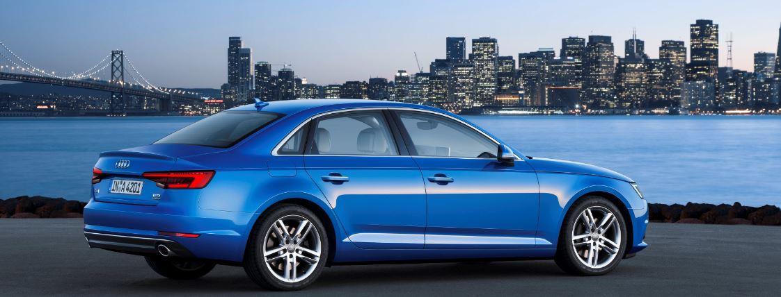 Compare Audi A Audi Denver - Audi a4 comparable cars