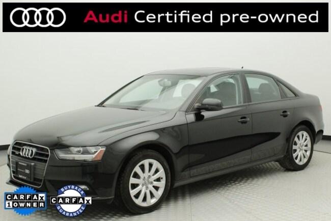 ניס Used 2014 Audi A4 For Sale at Audi Denver | VIN EL-53