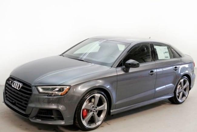 2019 Audi S3 2.0T Premium Plus Sedan