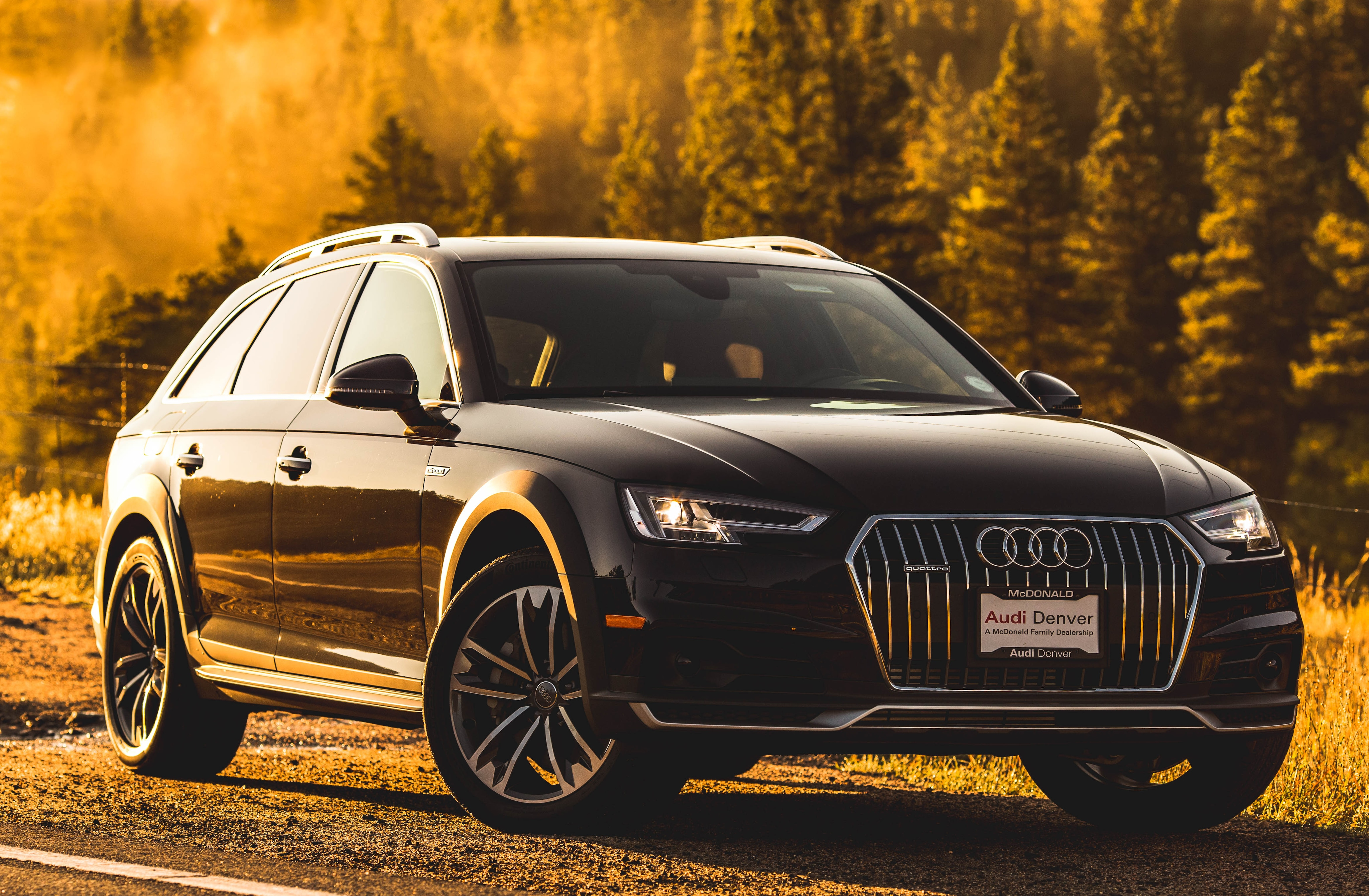 Audi Denver Whats New On The A Allroad - Mcdonald audi
