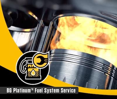 BG Fuel System Service