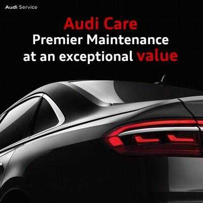 Audi Care Service Plan Savings