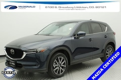 Used 2017 Mazda Mazda CX-5 Grand Touring SUV near Denver