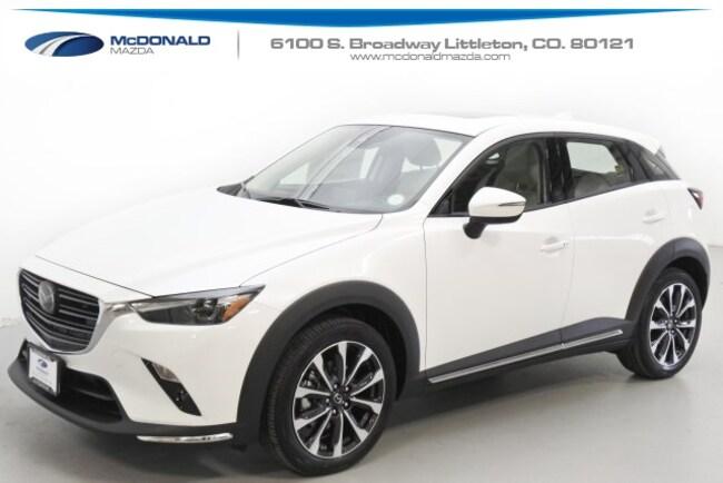 New 2019 Mazda Mazda CX-3 Grand Touring SUV in Denver
