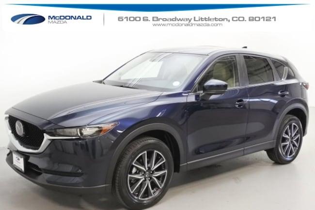 New 2018 Mazda Mazda CX-5 Touring SUV in Denver