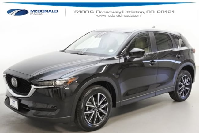 New 2018 Mazda Mazda CX-5 Touring SUV in Denver