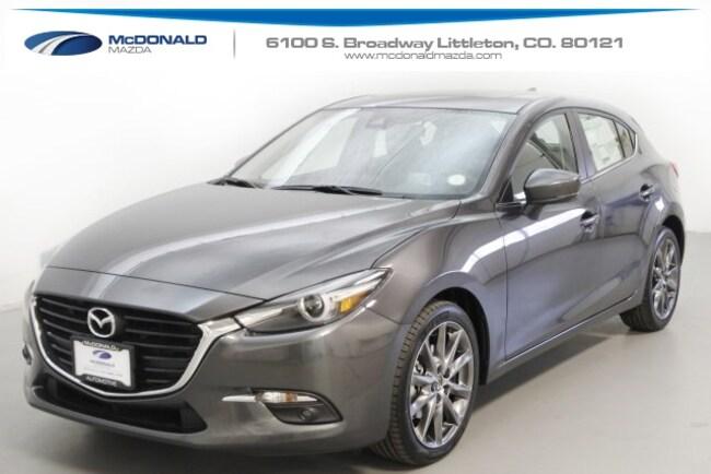New 2018 Mazda Mazda3 Grand Touring Hatchback in Denver