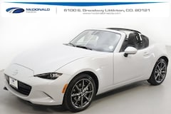 New 2018 Mazda Mazda MX-5 Miata RF Grand Touring Coupe near Denver