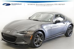 New 2018 Mazda Mazda MX-5 Miata RF Club Coupe near Denver