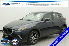 Used 2017 Mazda Mazda CX-3 Touring SUV near Denver