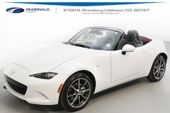 New 2018 Mazda Mazda MX-5 Miata Grand Touring Convertible near Denver