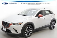 New 2019 Mazda Mazda CX-3 Touring SUV near Denver