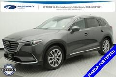 Certified 2018 Mazda Mazda CX-9 Grand Touring SUV for sale in Littleton