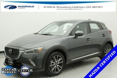 Used 2016 Mazda Mazda CX-3 Grand Touring SUV near Denver