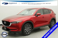 Used 2017 Mazda Mazda CX-5 Grand Select SUV near Denver