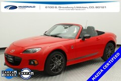 Used 2015 Mazda Mazda MX-5 Miata Club Convertible near Denver
