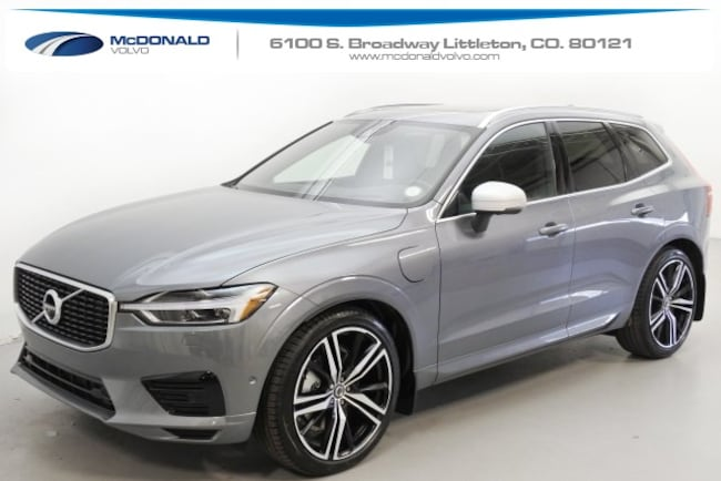 New 2019 Volvo XC60 Hybrid T8 R-Design SUV Littleton, CO